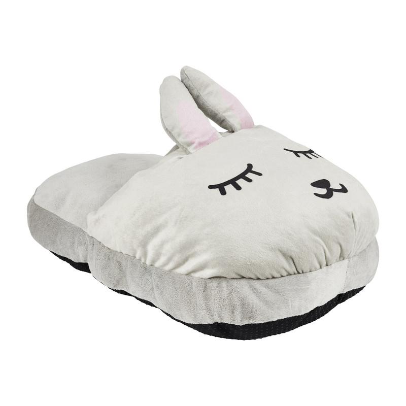 Voetwarmer konijn - 41x27x10 cm