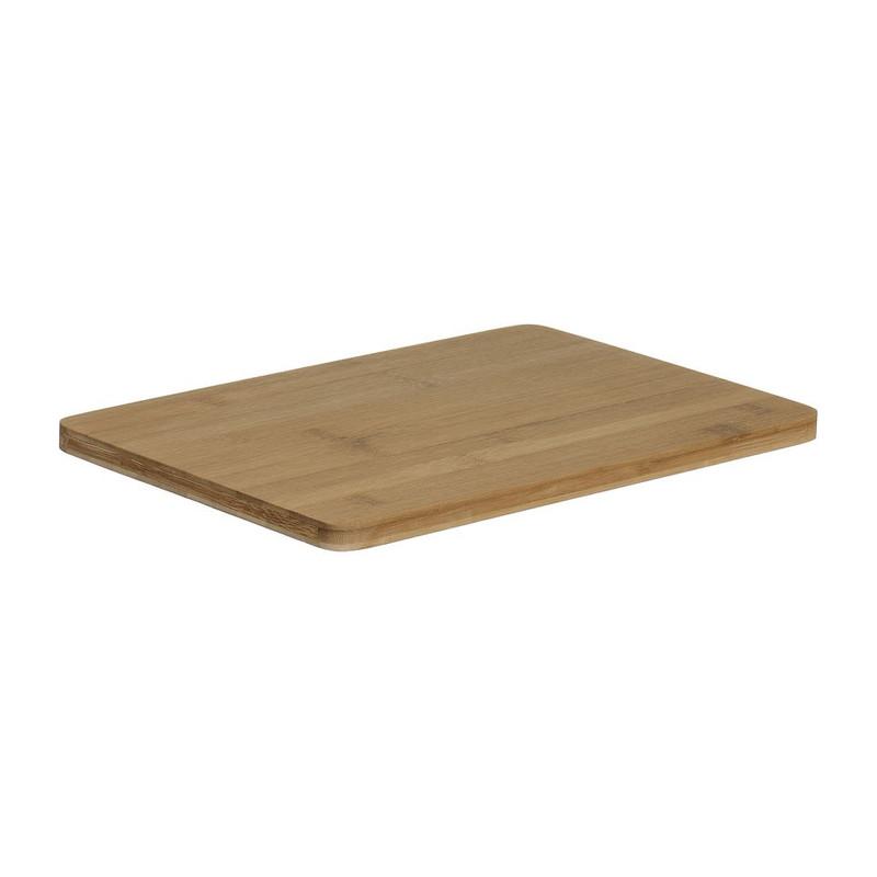 Snijplank bamboe - 25x35 cm