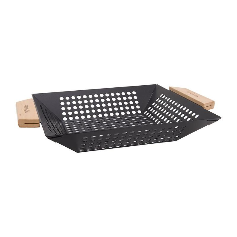 BBQ wok - 30x30 cm