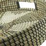 Dienblad zeegras -  wit/zwart - 40 cm