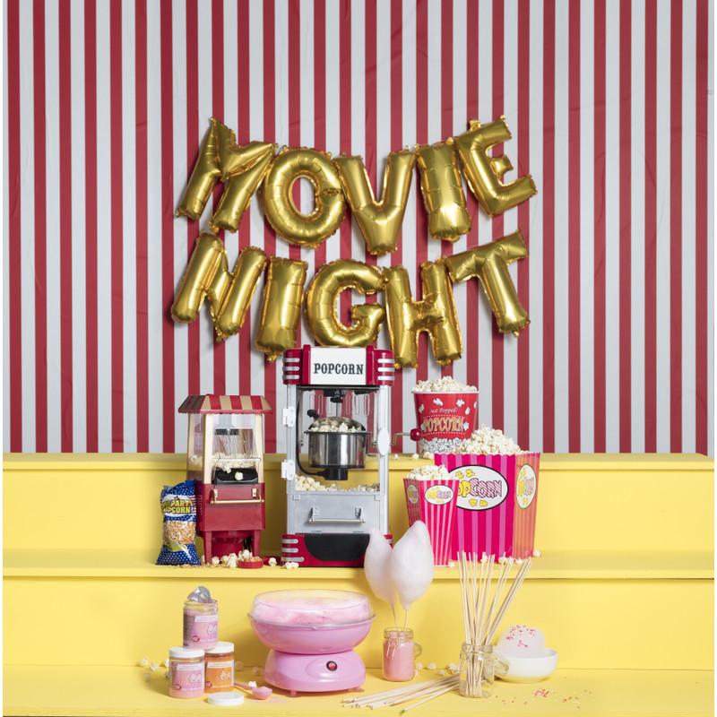 Popcornmachine XL - 32x32x49 cm