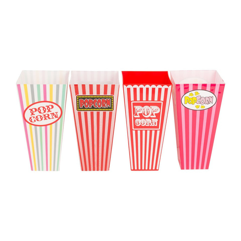 Popcornbak - 1 liter