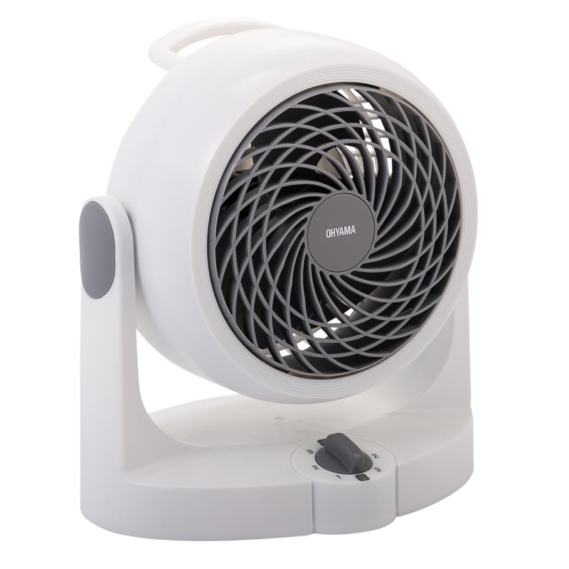IRIS Ventilator Woozoo wit 15 cm