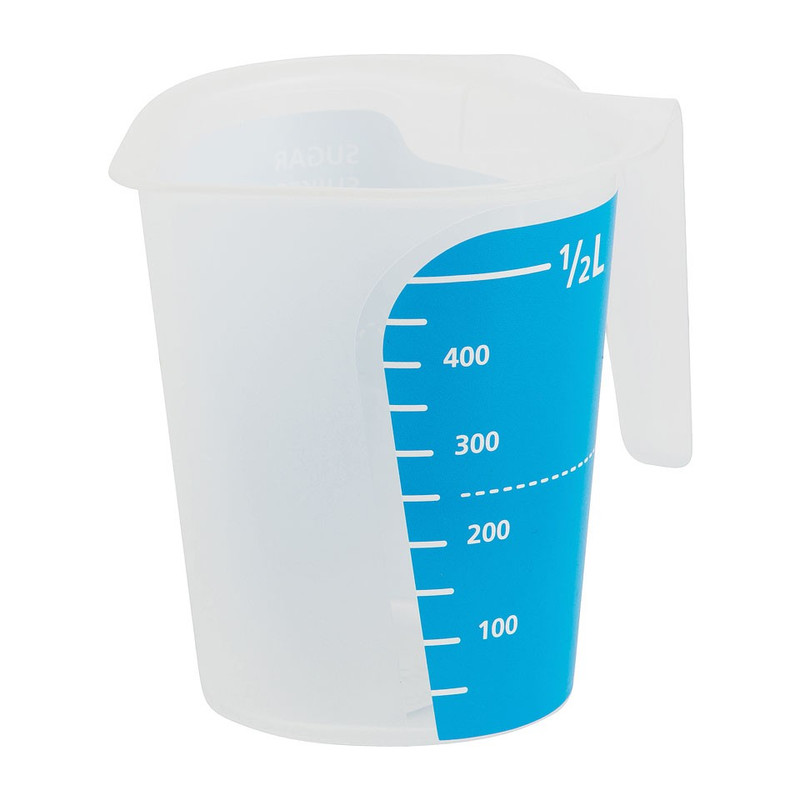 Maatbeker - 500 ml