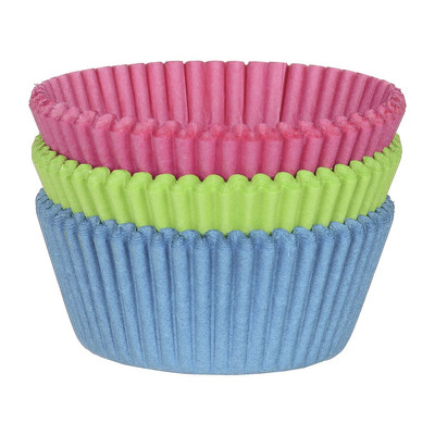 Cupcake vormpjes - 90 stuks