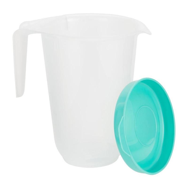 Maatkan met deksel - 1 liter