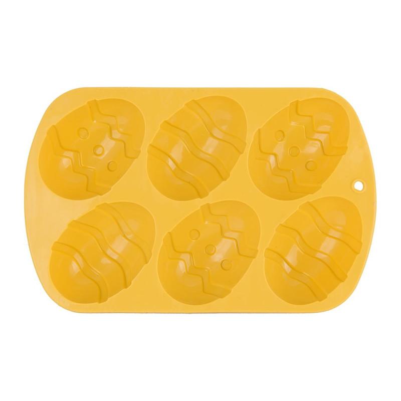 Bakvorm paasei - siliconen