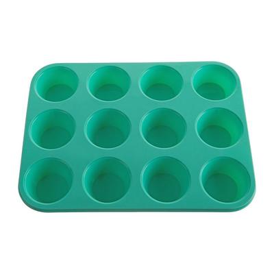 Cupcakevorm - siliconen - 31x24 cm
