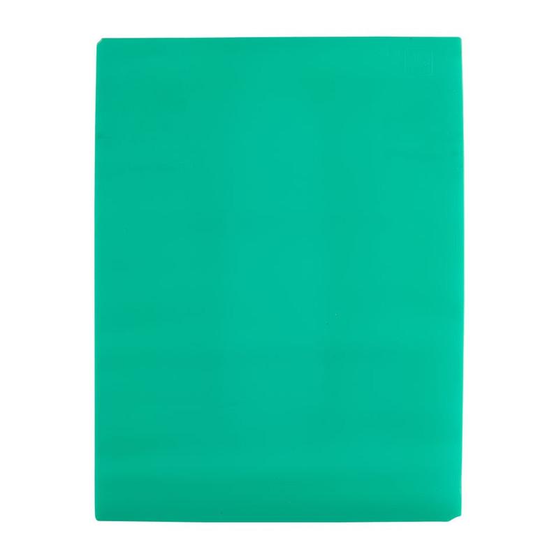 Bakmat siliconen - groen - 39.5x30 cm