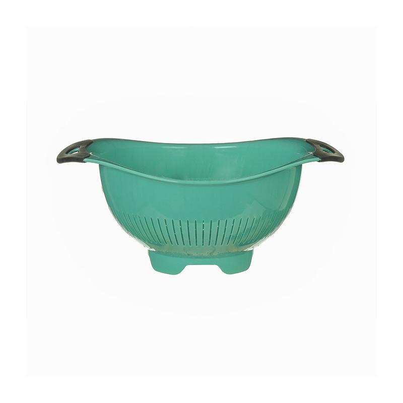 Vergiet met handgrepen Turquoise