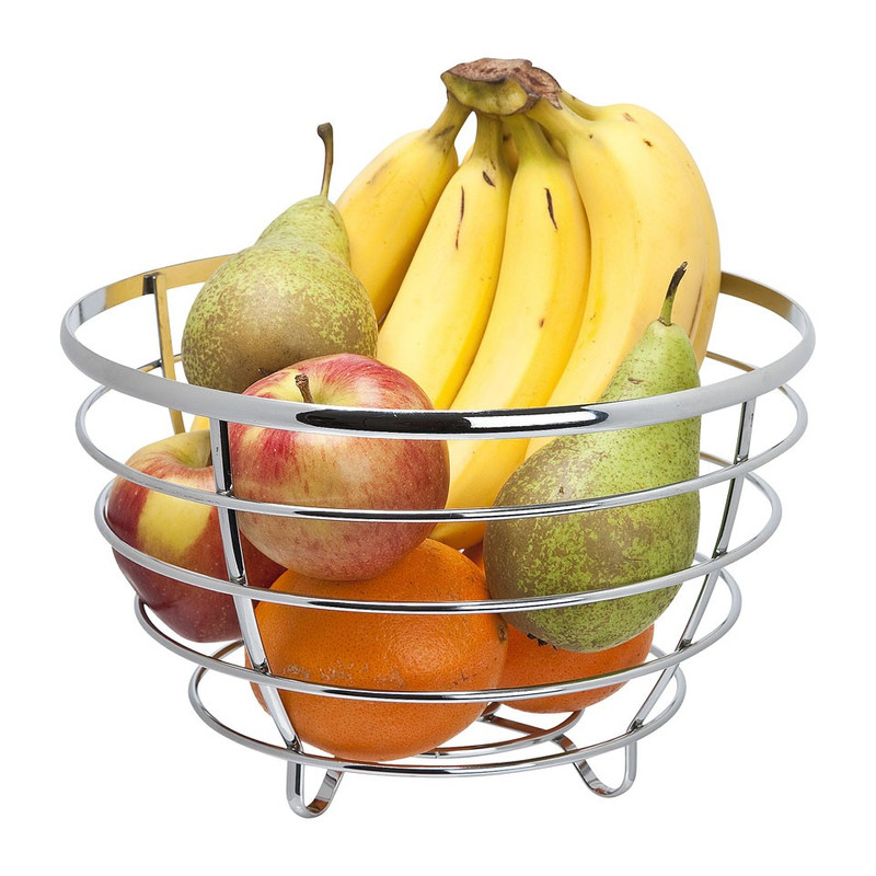 Fruitschaal rond