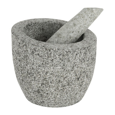 Vijzel graniet - 15x13 cm