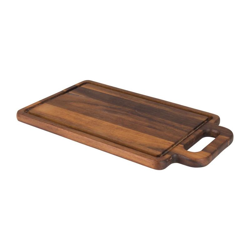 Plank met open greep - 20.5x31 cm