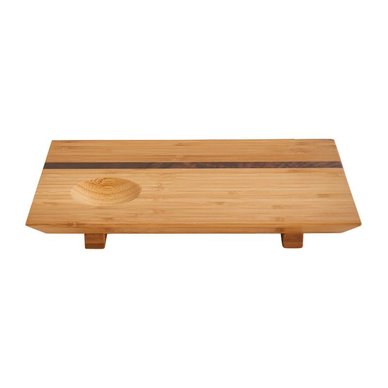 Bamboe sushi plank - 27x18x3cm