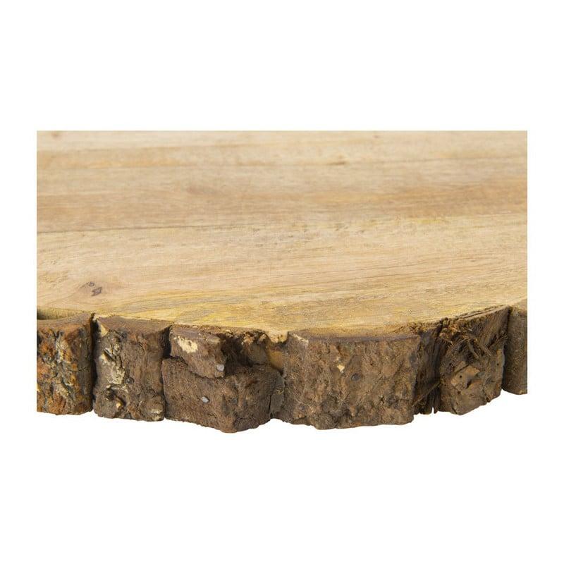 Presenteerplank boomstam - 41x3.5 cm