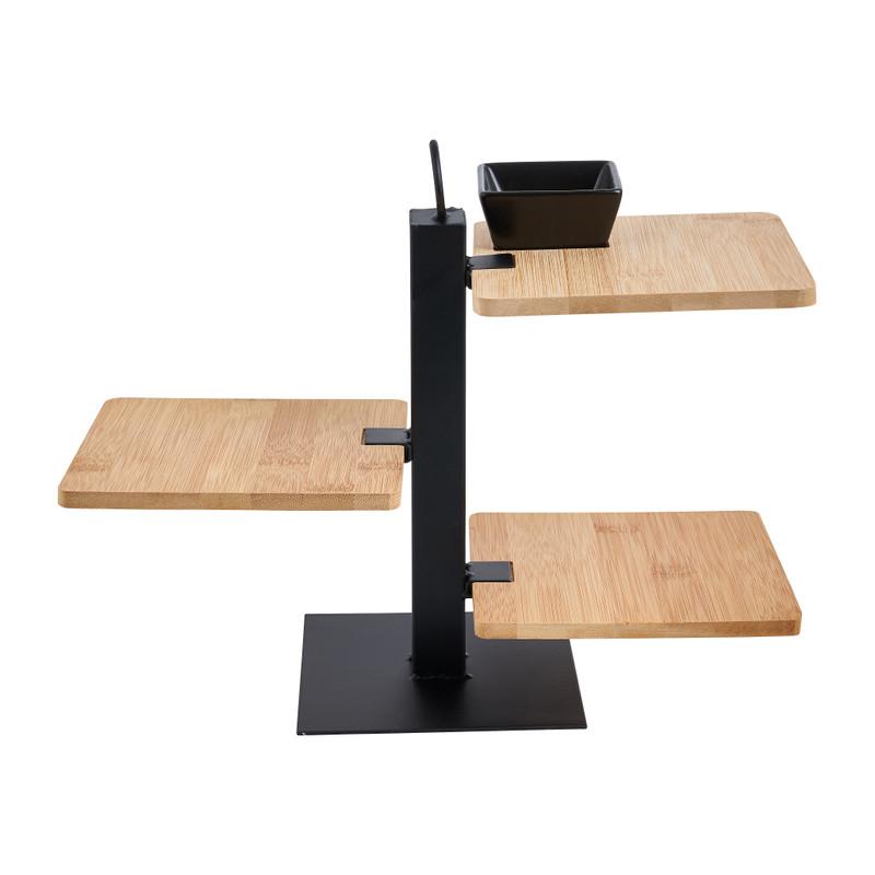 Tapas plateau - 3 lagen - 26 cm