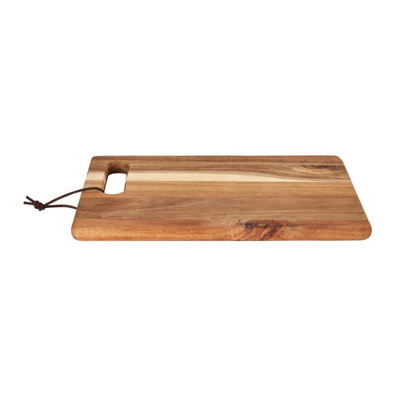 Snijplank acacia - 28x18 cm