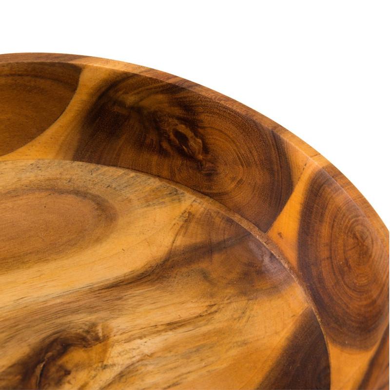 Schaal acacia - 20 cm