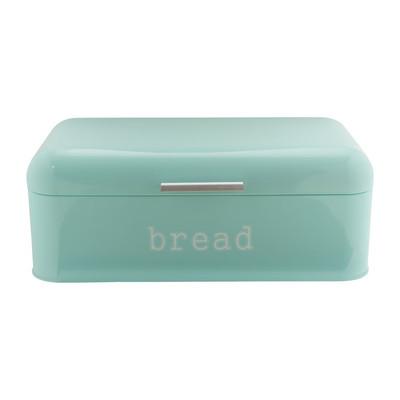 Broodtrommel retro - groen