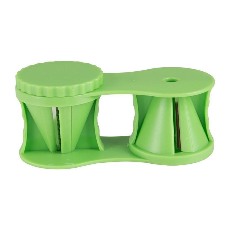 Spiraalsnijder - groen
