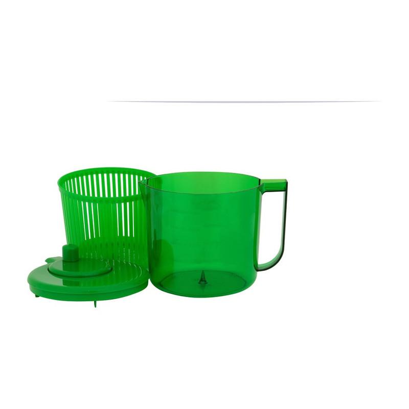 Slacentrifuge groen - 2.5 liter