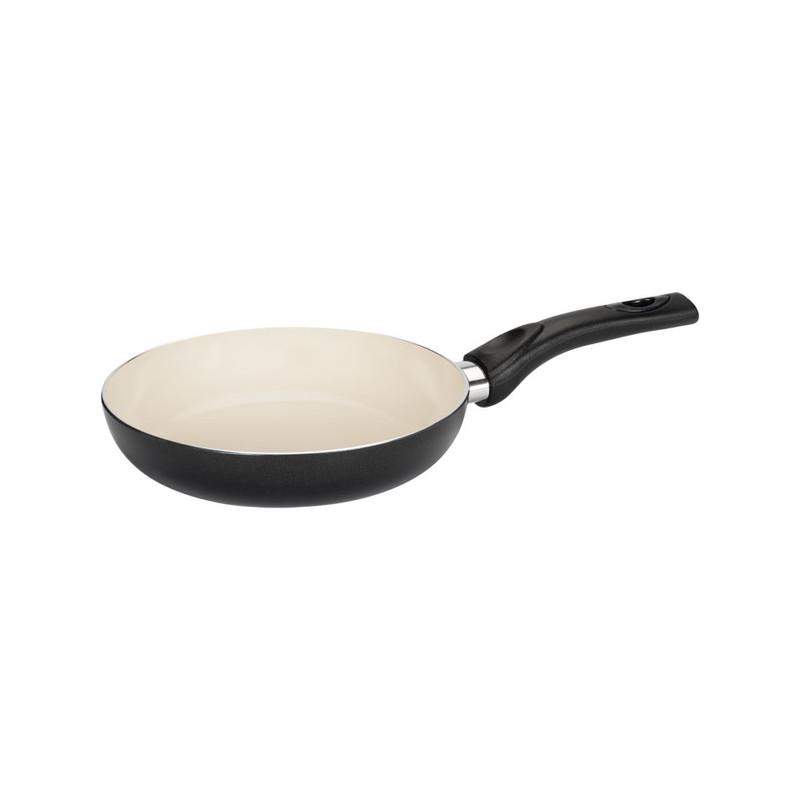 Koekenpan - 20 cm – zwart