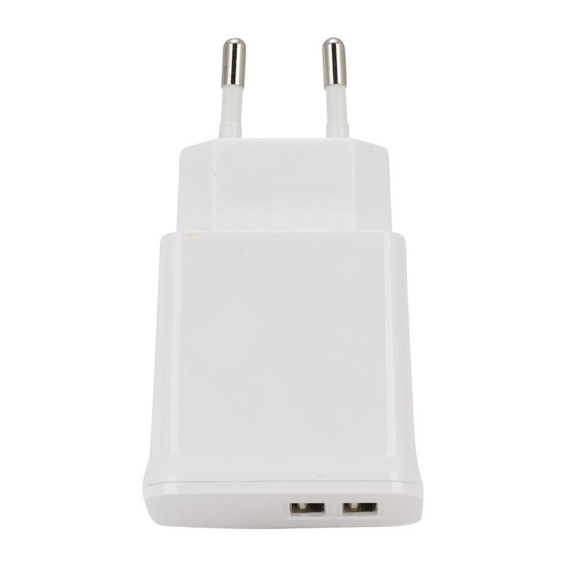 Muurstekker USB 3.4mAh