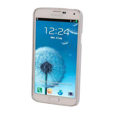 Galaxy S5 hoesje - marmerlook