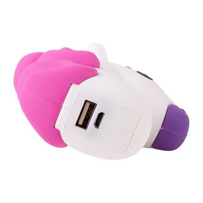 Powerbank unicorn - 2600 mAh