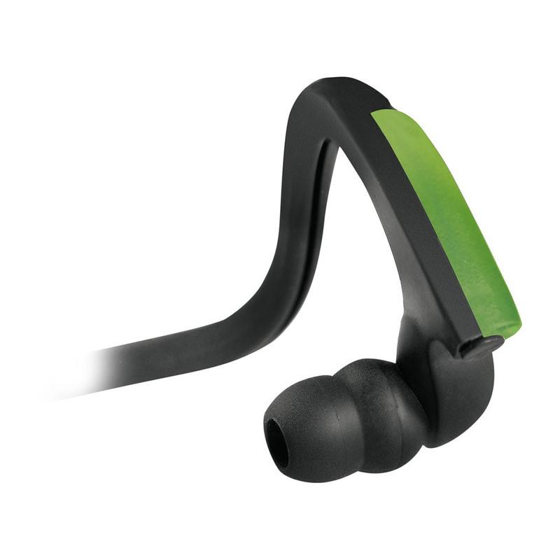 Sport oordopjes Grixx - In Ear - groen