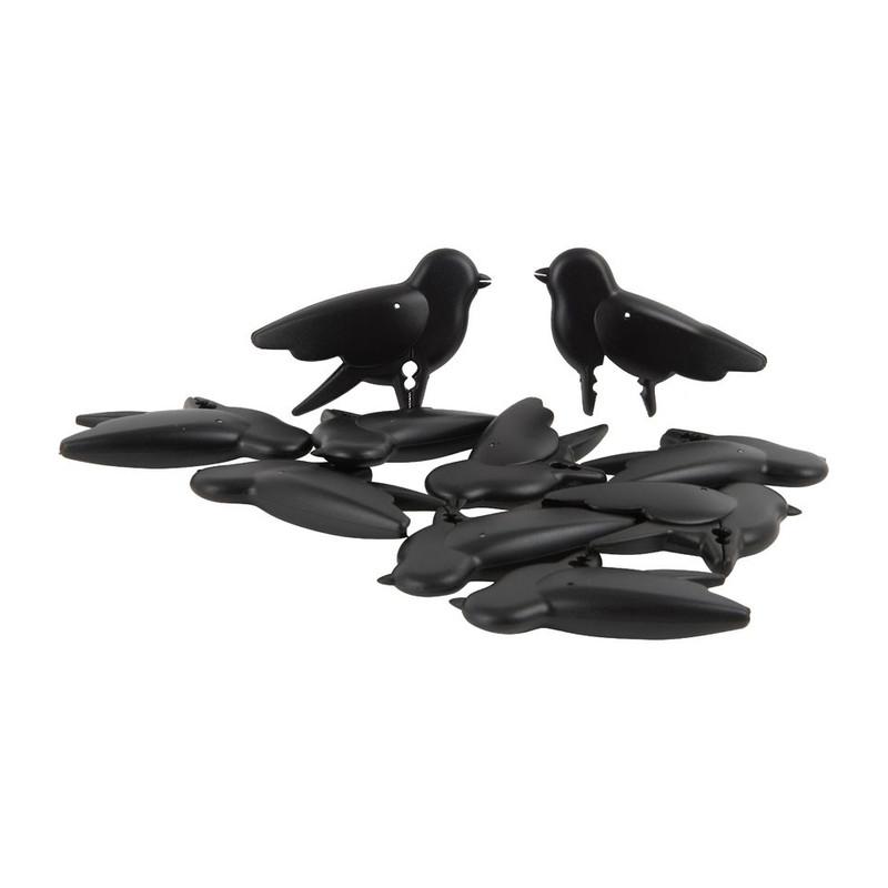 Vogel clips - 10 stuks