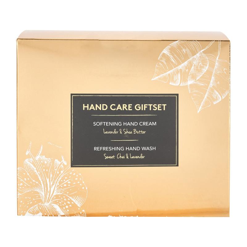 Dagaanbieding - Cadeau set handcrème en handzeep dagelijkse koopjes