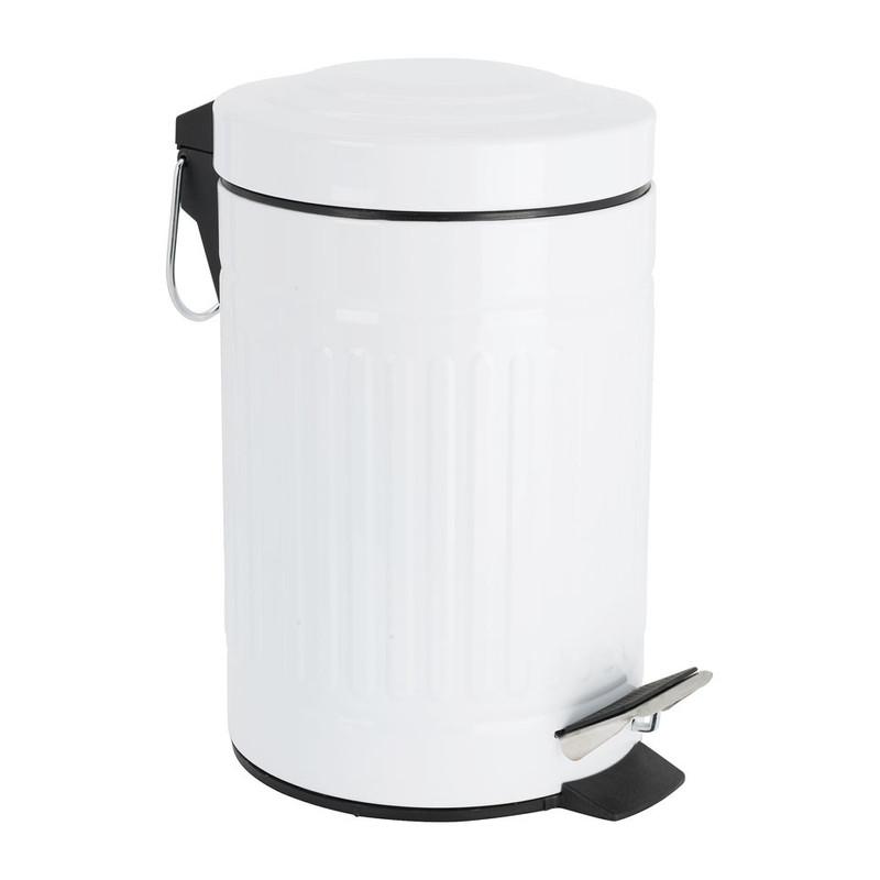 Pedaalemmer lines - liter 3 - wit