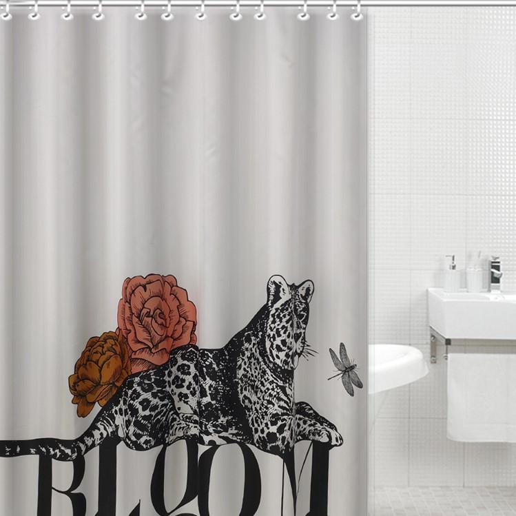 Douchegordijn Bloom 180x200 Cm Da S Leuk Van Xenos