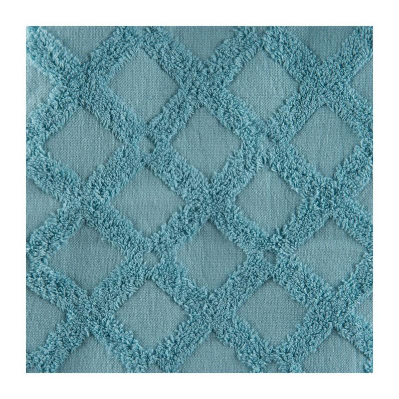 Handdoek X - 60x110 cm - blauw