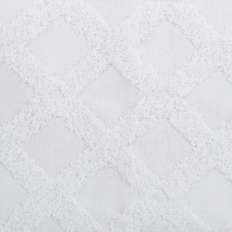 Gastendoek X - 30x50 cm - wit