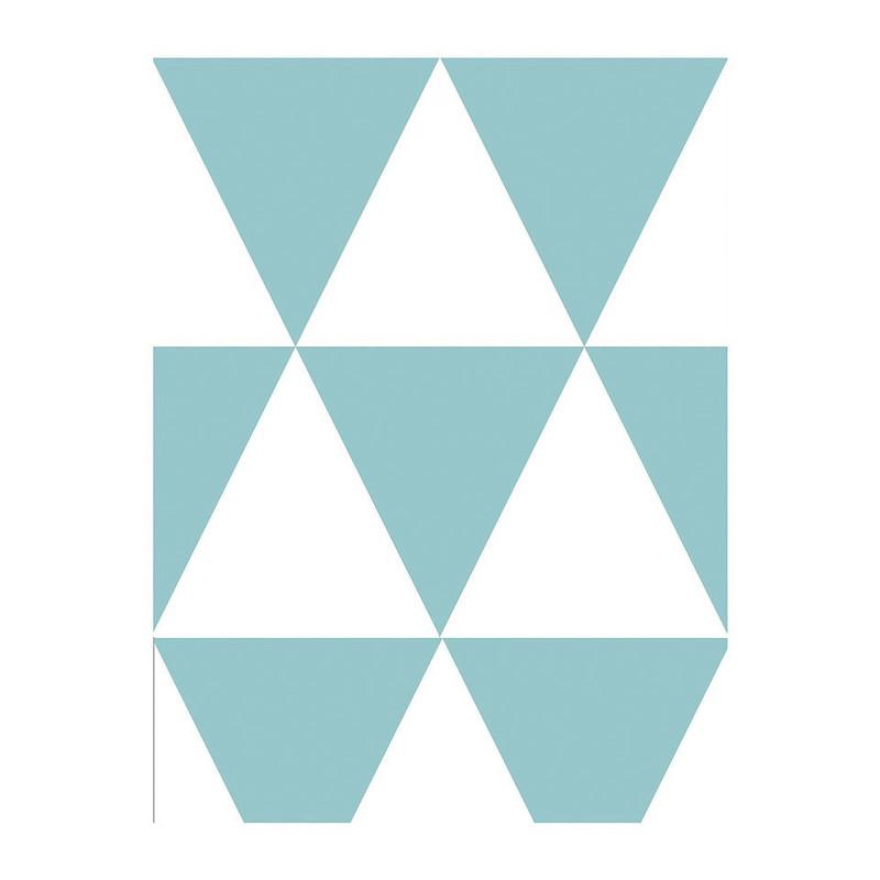 Douchegordijn wiebertje - 180x200 cm - groen