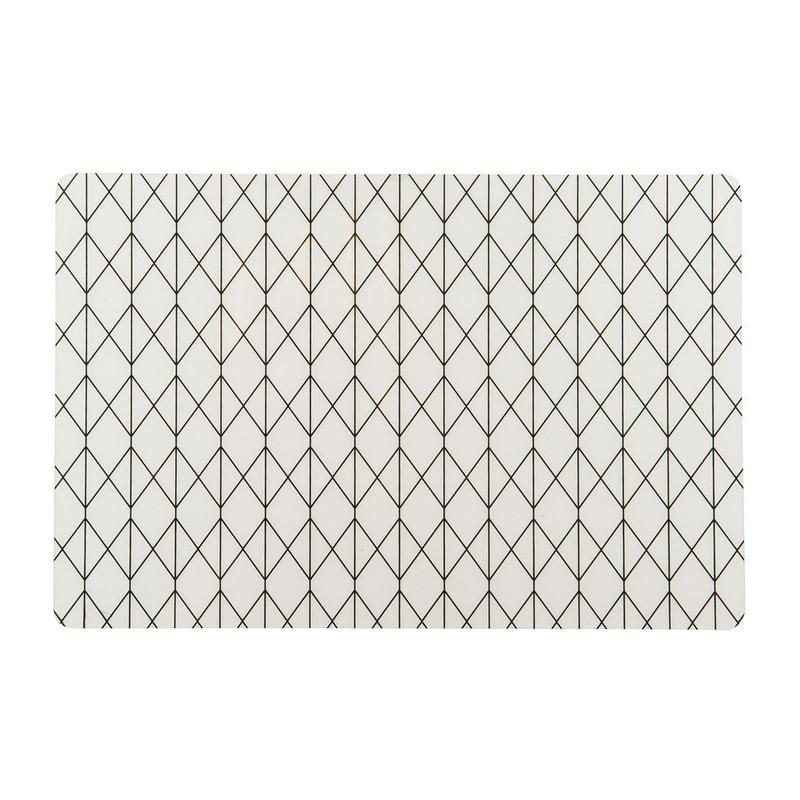 Placemat grafisch 43.5x28.5 cm
