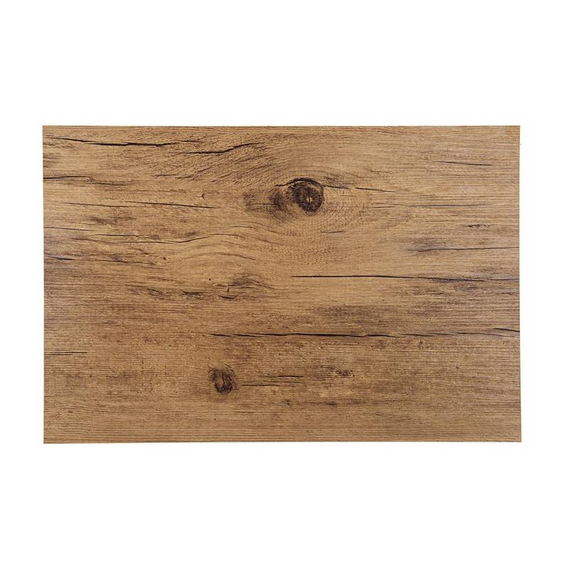 Placemat houtlook - 45x30 cm