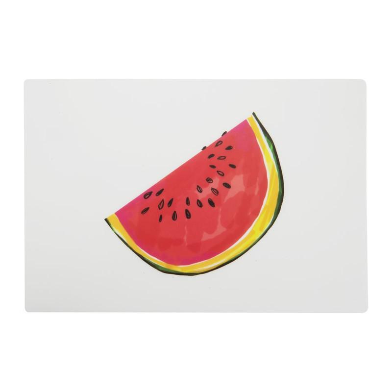Placemat meloen - 30x45 cm
