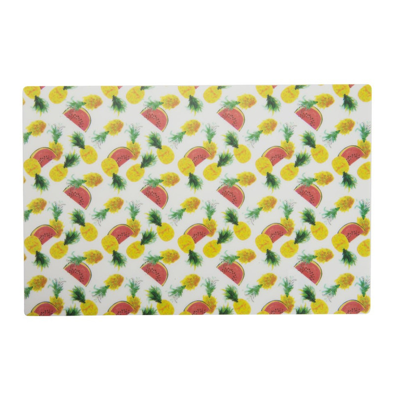 Placemat tropical - 30x45 cm