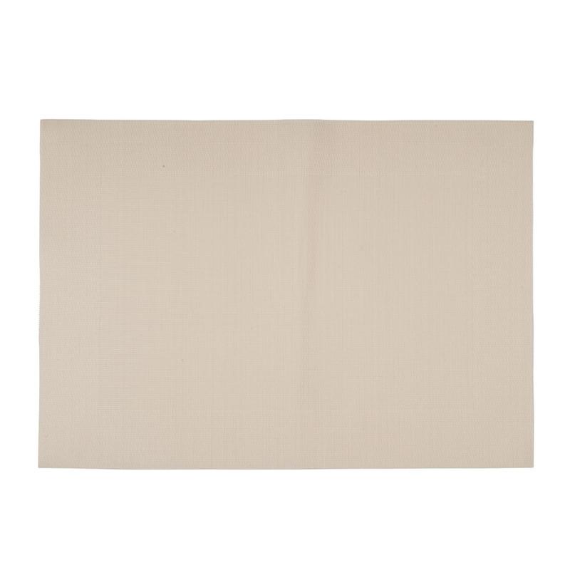 Placemat WIT- 50x35x0.1 CM