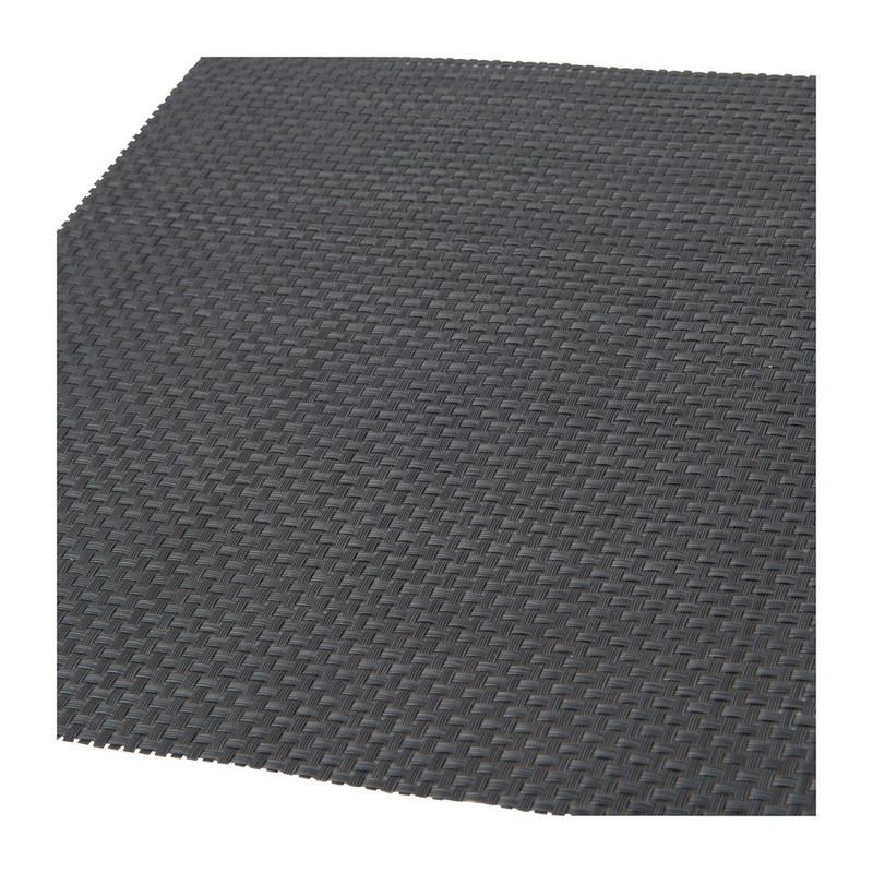 Placemat - 45x30 cm - grijs