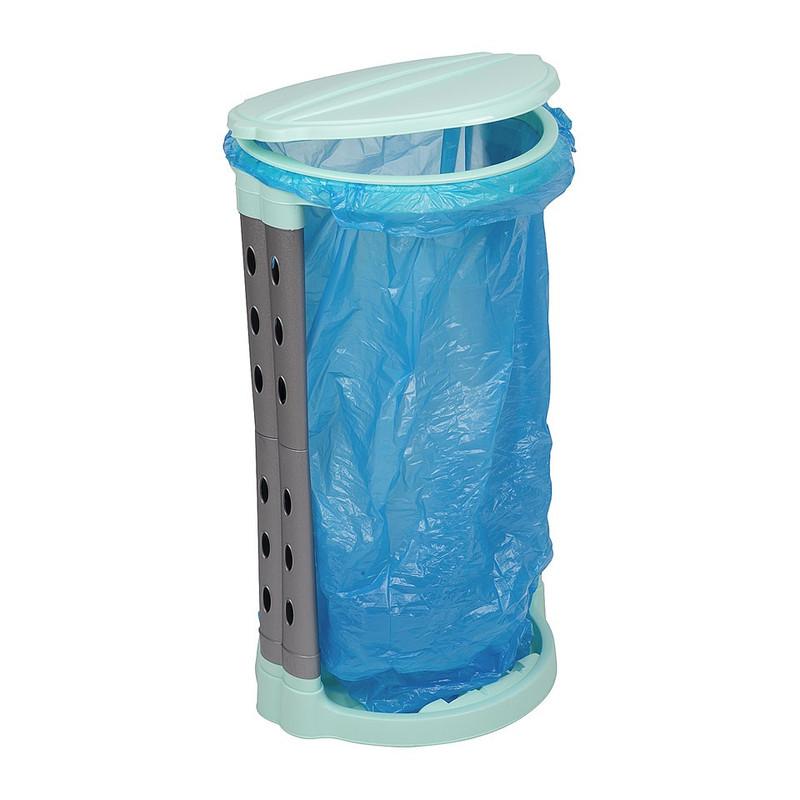 Recycle-zak houder - groen