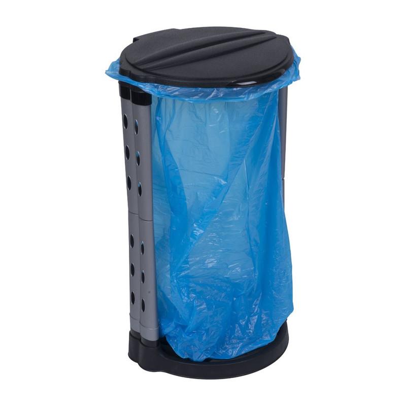 Recycle-zak houder - zwart