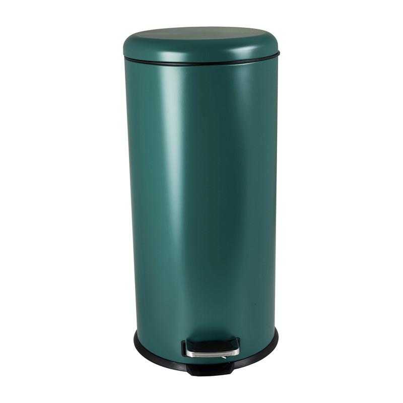 Pedaalemmer colour - groen - 30 liter