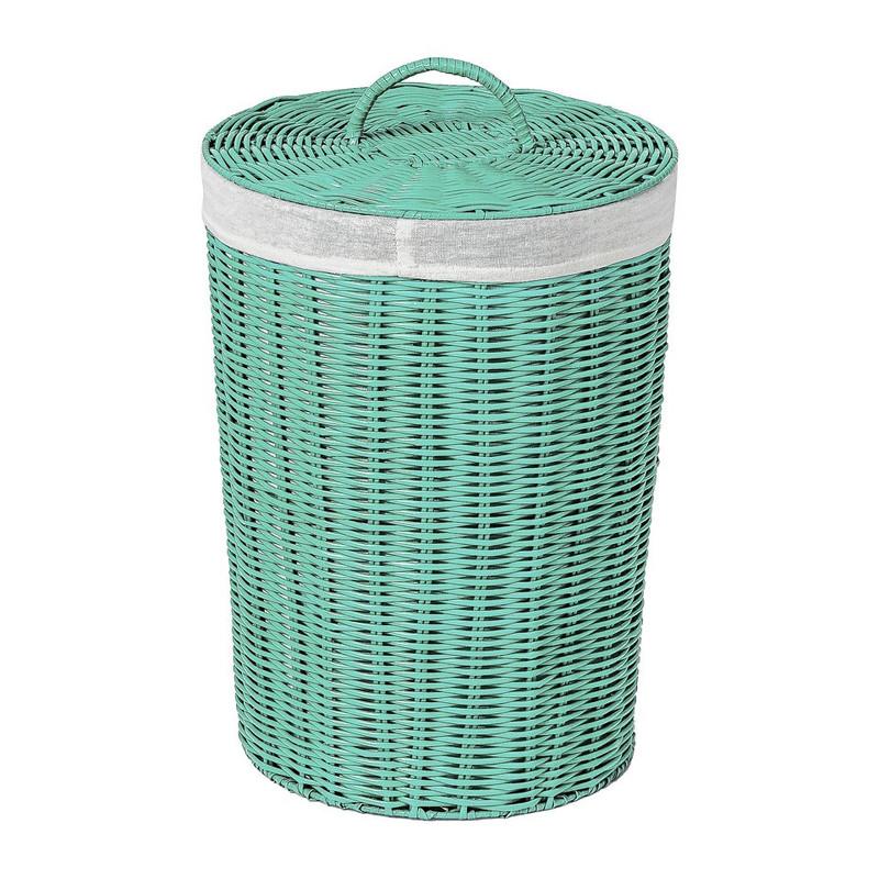Wasmand - 37x50 cm - groen