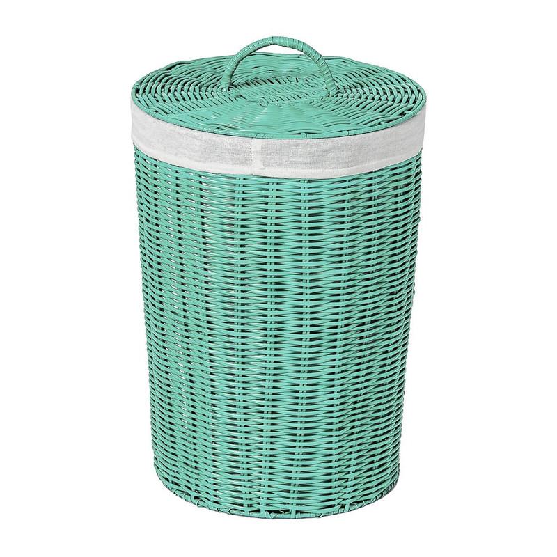 Wasmand - 44x59 cm - groen