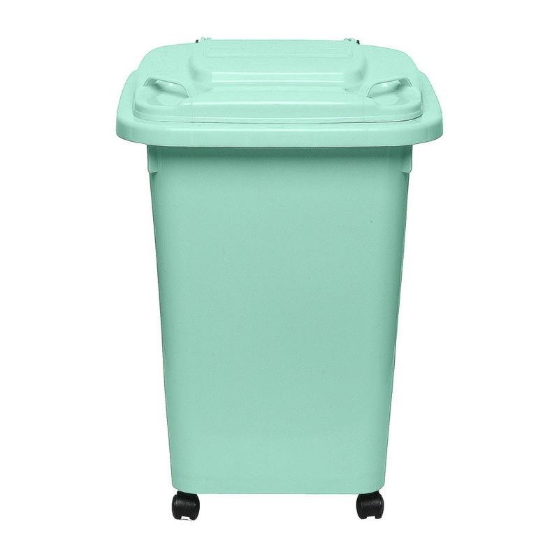 Kliko - 50 liter - soft groen