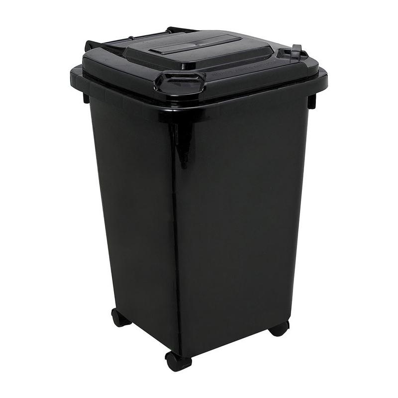 Kliko - 50 liter - zwart